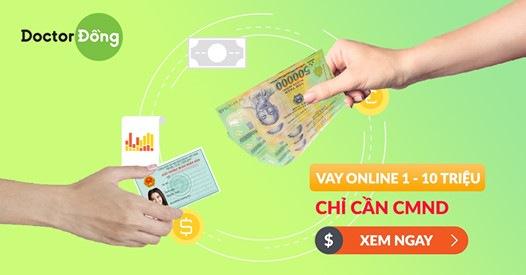 Ứng Dụng Vay Tiền Online Nhanh (Vay 1-10 Triệu Lãi Suất 0%) 2
