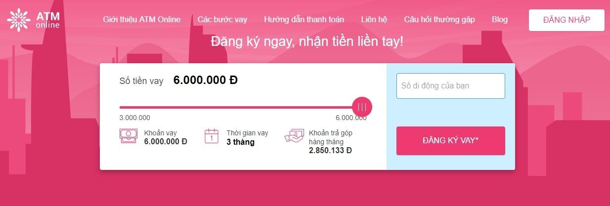 Ứng Dụng Vay Tiền Online Nhanh (Vay 1-10 Triệu Lãi Suất 0%) 4