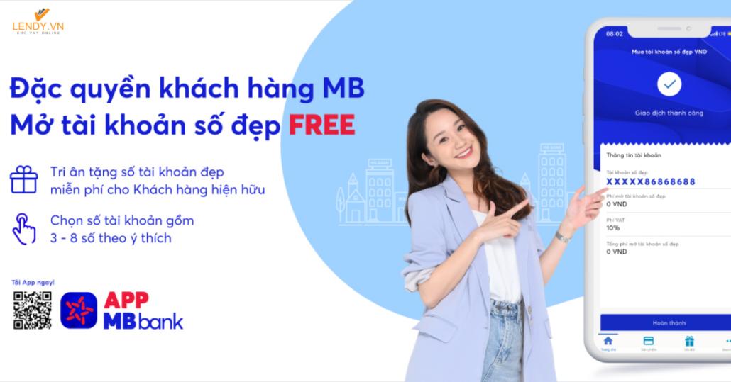 Mở tài khoản MB Bank với nhiều lợi ích cho bạn