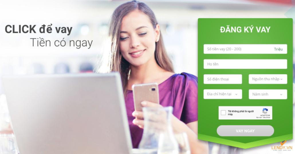 Hướng dẫn vay tín chấp VPBank online